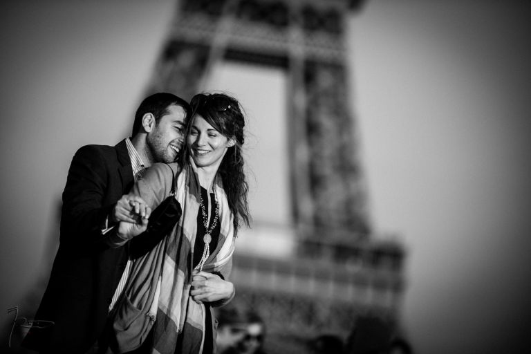 Séance engagement Paris - Love Session Paris - Séance photo engagement Paris - Séance photo Love Session Paris