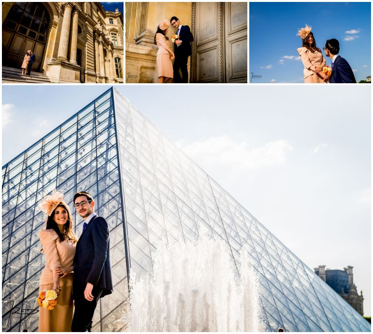 photographe mariage juif paris Louvres