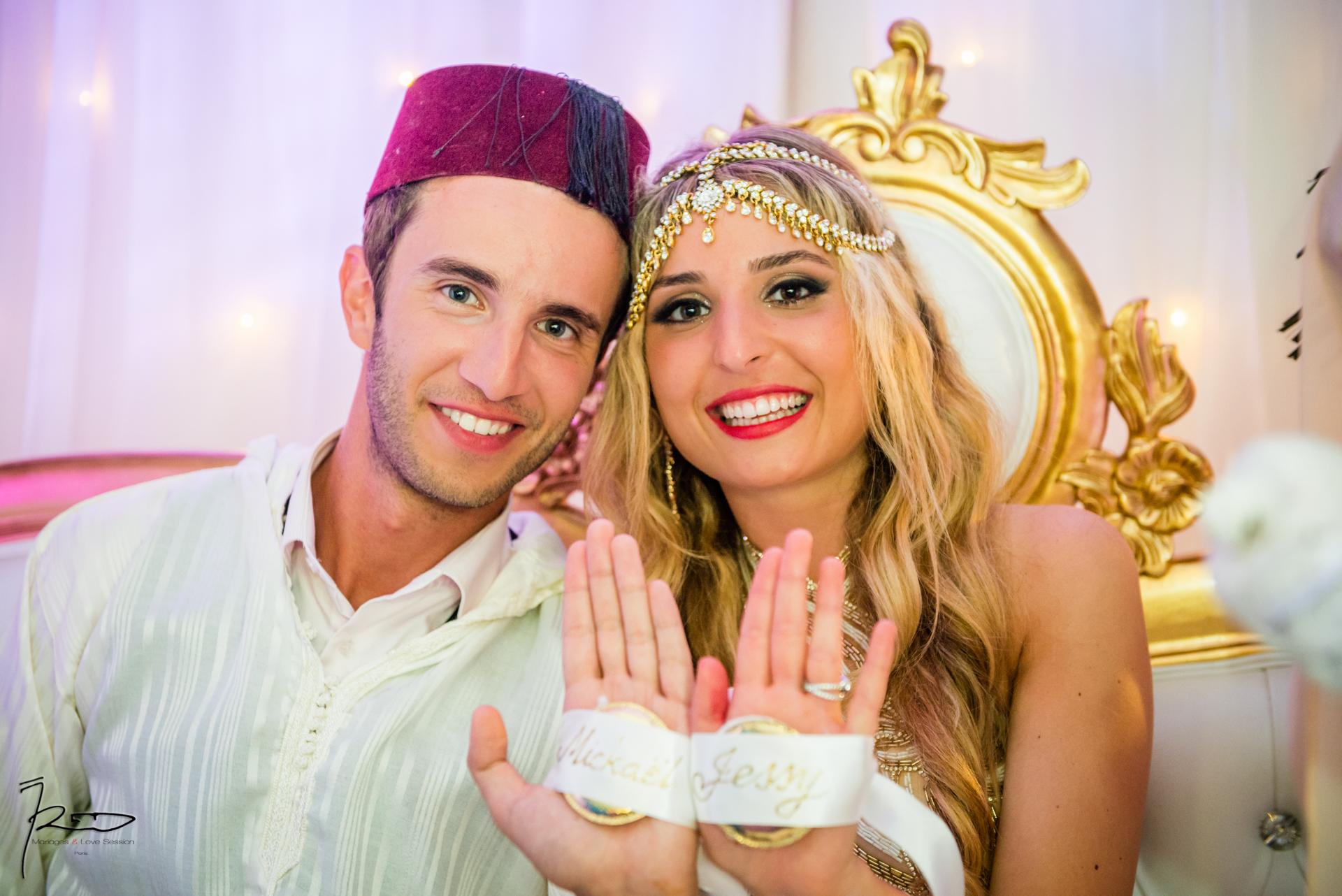 Robe de mariage juif