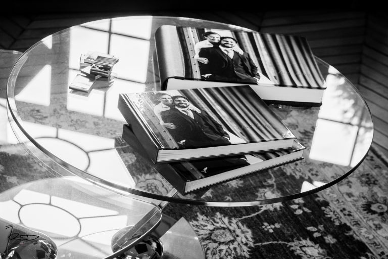 Album photo mariage luxe Graphistudio - livre photo de mariage luxe - Immortaliser vos souvenirs de mariage