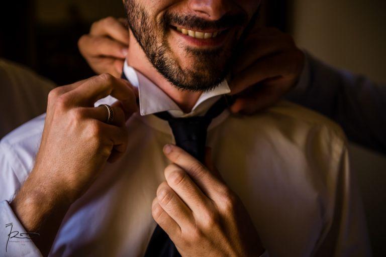 Photographe mariage aix en provence Chateau de Valmousse
