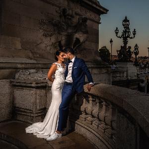 Photographe de mariage à Paris